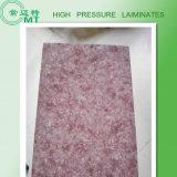 HPL에 의하여 박판으로 만들어지는 장 제조 또는 건축재료