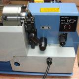 Máquina portátil do torno do metal DIY0708 para o uso de DIY