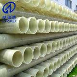 China Peso ligero y alta resistencia de fibra de vidrio FRP Tubería