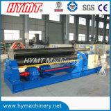 Máquina de dobra simétrica mecânica da placa de 3 rolos W11-8X2500