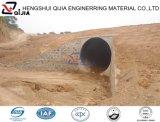 Pipe ondulée galvanisée de ponceau d'IMMERSION chaude pour des ponceaux de route de Stee de l'usine de 10 ans
