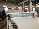 Máquina de la protuberancia de la hoja de la decoración del PVC
