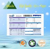 Factura en papel autocopiativo Formulario de tamaño personalizado impresión de facturas de la tableta