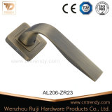 Het Handvat van het Slot van de Deur van het Aluminium van Msb voor Houten Deur (AL206-ZR09)