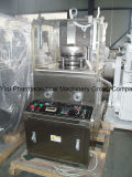 Le ce a certifié le type simple la machine rotatoire Zp-17D de presse de presse de tablette