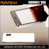 papier programmable de carte de visite professionnelle de visite de 13.56MHz NFC