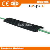 Poliuretano flessibile di plastica 2 Canali vassoio cavi