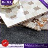 Dirigir el azulejo de mármol de cerámica de la chapa Qualit de la compra de la pared estupenda del cuarto de baño de China