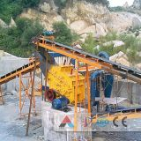 Machine de concassage à l'impact de pierre à 160-250 tph / Machine à concassage de graviers / Équipement de concassage de pierres