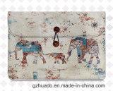 Laptop van Catoon Zak 13 15 de Slimme Dekking van het Notitieboekje van het Geval van de Koker van het Handvat van Netbook van 17 Duim voor Dame Girl