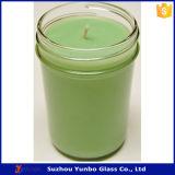 4oz 8ozによって先を細くされる明確なガラス蝋燭の瓶