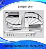 卸し売りエクスポートの壁の台紙のステンレス鋼の浴室の三角形の棚