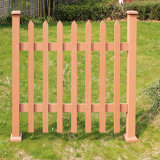 Wasserdichtes Wood Plastic Composite für Riverside Fence Railing