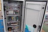 Máquina plegable del metal hidráulico de la placa de acero Wc67y-160X6000