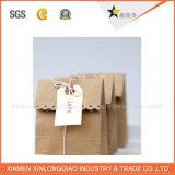 Bolsas de papel blancas de la venta caliente al por mayor para la ropa