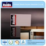 Rivestimento termoindurente della polvere della grinza di Ral 7035 per di cartello elettrico