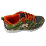 Le sport de mode chausse les chaussures d'espadrille de chaussures de course (FF720-5)