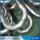 Il migliore prezzo Cina 321 ha saldato il tubo di piegamento del tubo dell'acciaio inossidabile U Od20mm x Wt1mm per lo scambiatore di calore