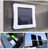 2017 côté universel duel d'énergie solaire de la grande capacité USB 10000mAh pour le téléphone mobile