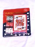 Playingcards com cliente Designes