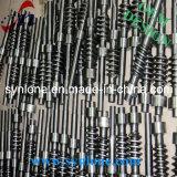 歯切り工具で切るプロセスの合金鋼鉄ワーム