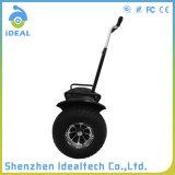 scooter de l'équilibre E de roue de la batterie au lithium de 36V 13.2ah deux