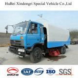 6cbm Dongfeng Vacío Camión De Limpieza De Camiones Euro4
