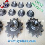 砂型で作る鋳鉄のチェーン車輪