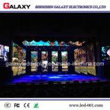 Fijo instalar la publicidad de la pared del LED/de la cartelera video de alquiler/de la pantalla del panel/video de la muestra de visualización para el uso de interior al aire libre