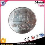 金の銀製の銅カラーは金属のRAMのDarbarの挑戦硬貨をめっきした