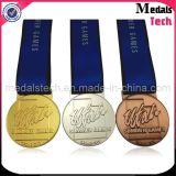 Medailles van de Spelen van de Zomer van de Douane van het Metaal van de Verkoop van de Vervaardiging van China de Matrijs Gegoten voor Jonge geitjes