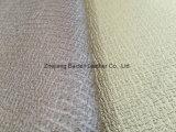 Couro artificial para o Upholstery do sofá/mobília e a decoração interior