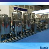 غمب نظام تنقية المياه للتحضير والحل وعملية التنظيف