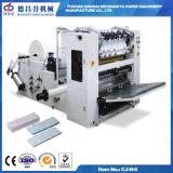 Máquina plegable de la toalla del hotel que procesa la máquina del tipo y de la fabricación de papel de tejido de la certificación ISO9001