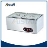 Eh710 buffet électrique Bain Marie pour le restaurant/l'usine de réchauffeur de nourriture acier inoxydable de buffet/le réchauffeur de nourriture Heated d'assiette de friction