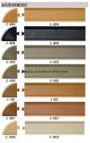 자연적인 슬레이트 돌 PE 기초를 가진 옥외 마루 도와