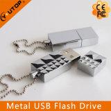 주문 빛나는 금속 USB 섬광 드라이브 (YT-1207)