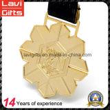 최고 판매 포상 아연 합금 3D 금 기념품 금속 메달