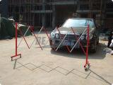 Barrera de seguridad de extensión de tráfico del metal de aluminio
