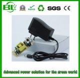 Adaptateur intelligent d'AC/DC pour la batterie au sujet du chargeur de la batterie 4.2V1a