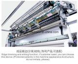 高速コンピュータ化されたロックのステッチのマルチ針キルトにする機械