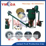 Linea di produzione dell'alimentazione animale del pollame di prezzi ragionevoli 2-12mm