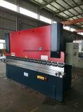 O CNC pressiona a maquinaria de dobra hidráulica do freio
