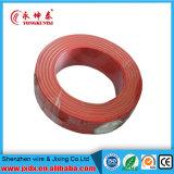 1.5 Cable de la corriente eléctrica/eléctrica del cobre del alambre del edificio del PVC de Sqmm