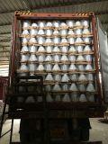 019 White Washdown S Trap cubo de cerámica de descarga de inodoro para el mercado de Phillippine