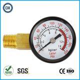 Gas of Liqulid van de Overdruk van de Druk van 011 Type het Standaard