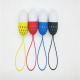 O altofalante elegante de Bluetooth do ar livre de 4 cores com o diodo emissor de luz claro Waterproof
