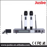 UHF Wireless 2 Channel Karaoke Singing Microphone