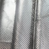 240t 100% Polyester Pongee Fabric with Silver Pressed SL16078