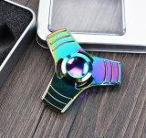 O brinquedo de venda quente da inquietação Fs022 para o autismo adiciona a liga do girador da inquietação da ansiedade do esforço de Adhd